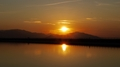 Zapad slnka nad Ciernym Vahom
