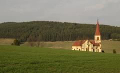 kostol v Cenciciach
