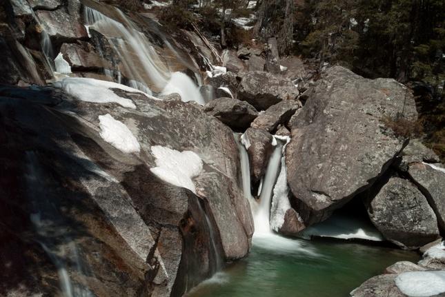 Studenovodske vodopady