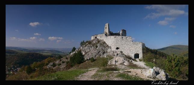 Cahticky hrad