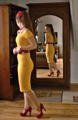 Pred zrkadlom