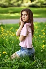 Víla v ružovom