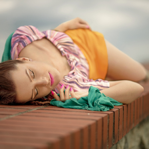 Spiaca princezná