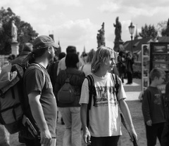 Stratení v Prahe