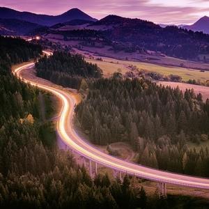 svetelná cesta
