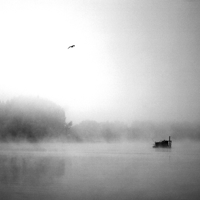 Rybárovo ráno...