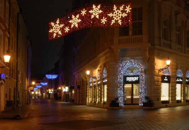 Vianocna vyzdoba 2007