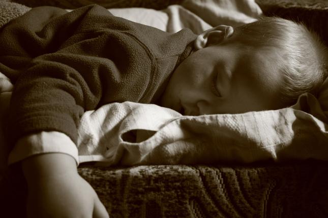 spať treba :)
