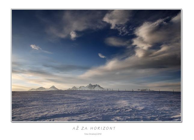 Až za horizont