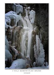 V raji momentálne mrzne