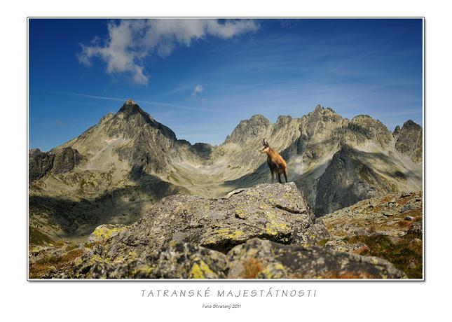Tatranské majestátnosti