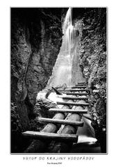 Vstup do krajiny vodopádov
