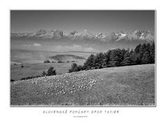 Slovenské pohľady spod Tatier