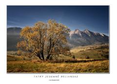 Tatry jesenné Belianske
