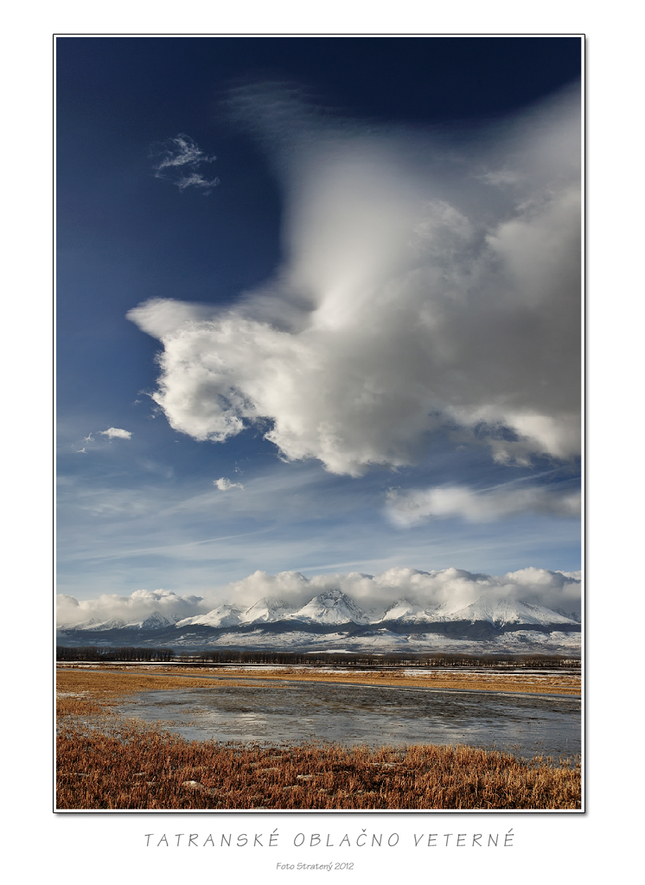 Tatranské oblačno veterné