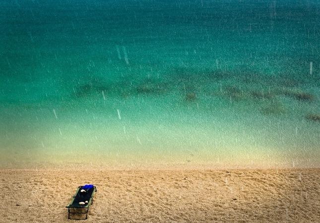 Plážové nokturno...