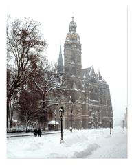 Narnia v zime