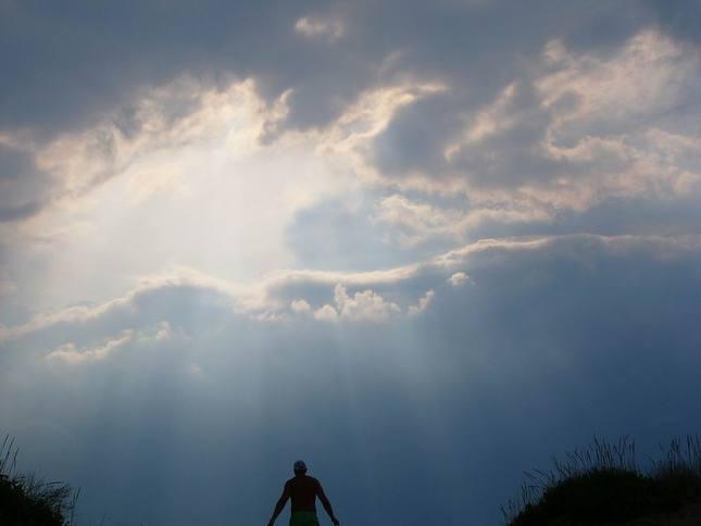 Vstup do neba.
