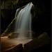 tajemný vodopád