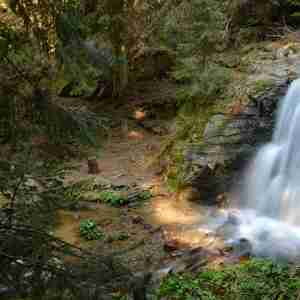Vodopad pod Orlovou