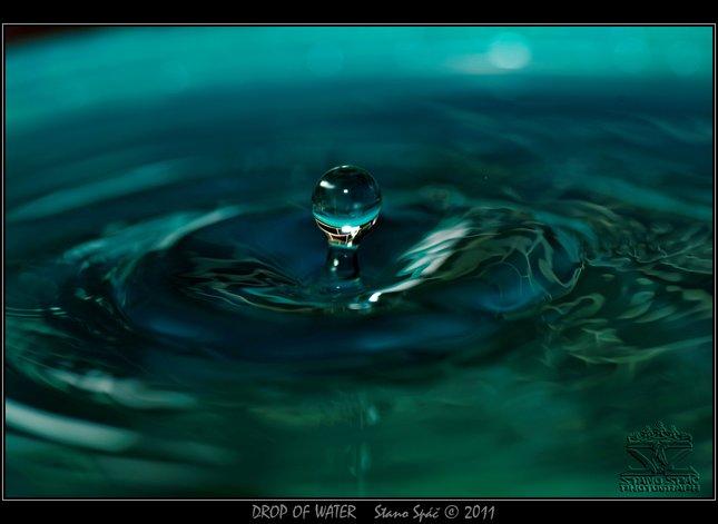 kvapka vody