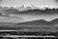Mt. Blank a Zeneva