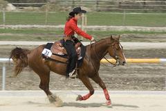 Red cowboyka