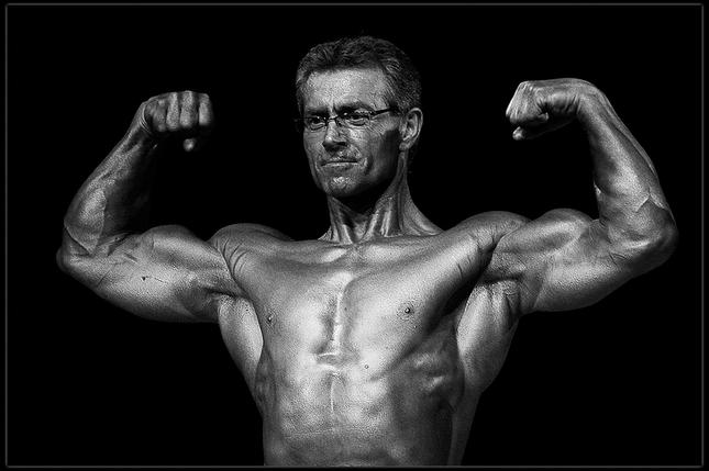 Bodybuilder VII