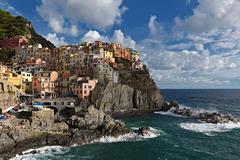 Cinque Terre-Manarola-Italy
