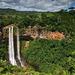 Vodopád v Black River Gorges