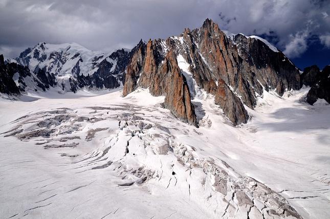 Glacier du Géant II.