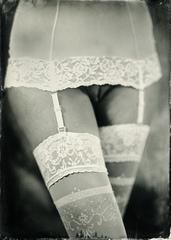 White stocking