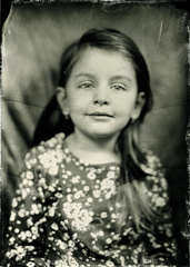 My daughter Linda