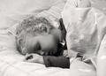 Spánok vážky
