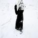 ,, snow woman