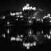 trenčianský hrad  v noci