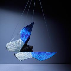 Origami_Motýľ