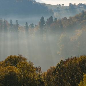 jeseň nad Veľkým Folkmarom