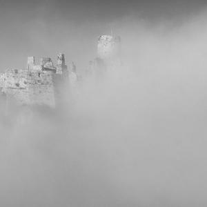 tajomný hrad na Spiši