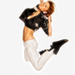 Flying dancer...