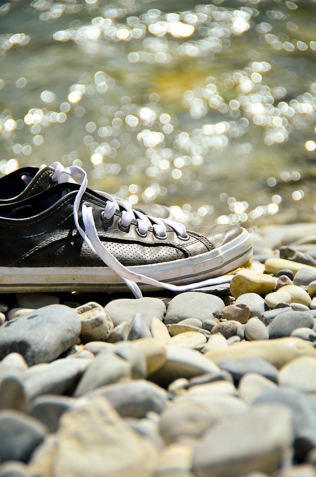 Nohy vo vode