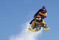 In the air - snowcross 2012