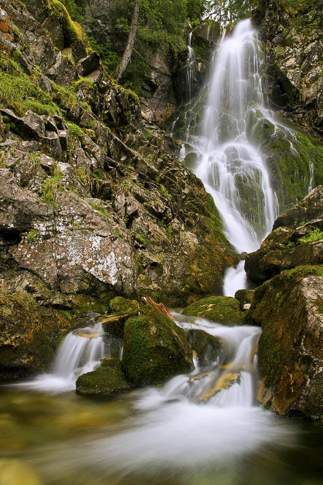Rohacsky vodopad II