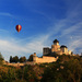 Jesenny podvecer aj s balonom :)