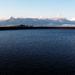 Liptovské more a panoráma Tatier