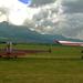 Lietadla a hory