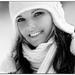 Zimný obyčajný portrét