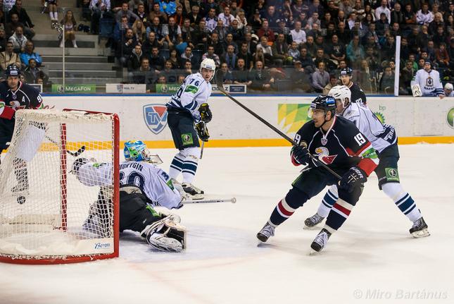 Slovan - Amur, KHL