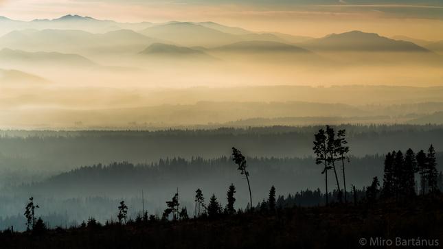 Krajina horizontov