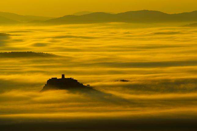 Ostrov v spišskom mori